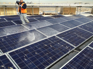 Come pulire i pannelli fotovoltaici?