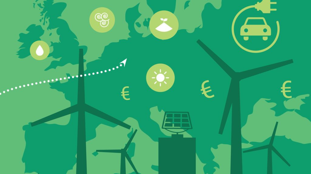 PlanUp e la decarbonizzazione dell'Economia Europea