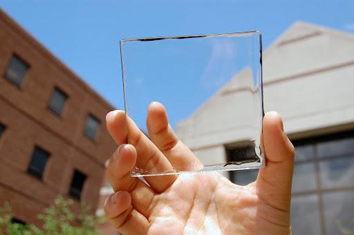 Energia Solare dalle Finestre